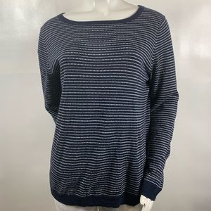 3For$20 H&M Striped Long Sleeve Top size L